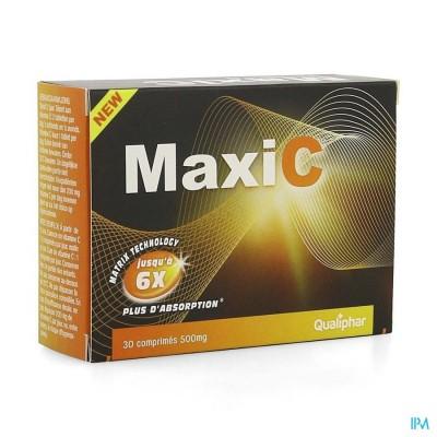 Maxi C Vitamine C 500 mg 30 tabletten