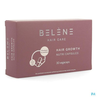 Belene Hair Growth Nutri Caps 30