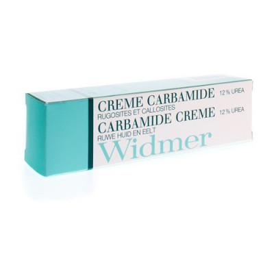 WIDMER CREME CARBAMIDE N/PARF 50ML