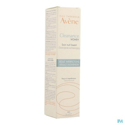 Avene Cleanance Women Nachtverzorging Creme 30ml