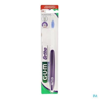 Gum Brosse Orthodontique Soft 124