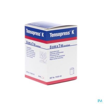 TENSOPRESS K REKWINDEL 8CMX7M ROL 1 7542000