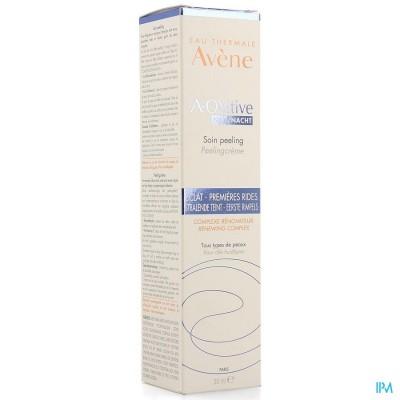 Avene A-oxitive Nuit Peeling Creme Fl Pomp 30ml