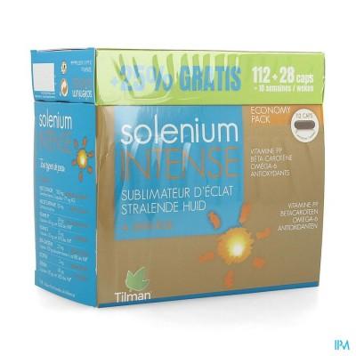 SOLENIUM INTENSE CAPS 112 + CAPS 28 PROMO PACK