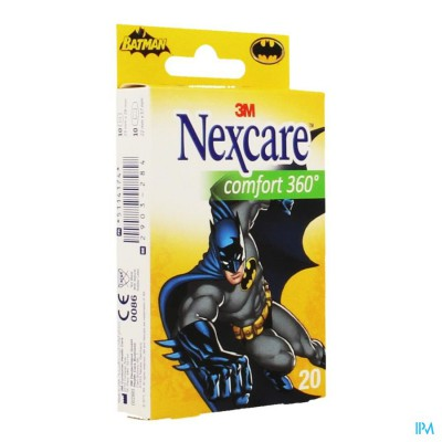 Nexcare 3m Comfort Strip 360 Batman 12