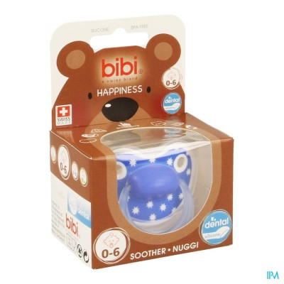 Bibi Sucette Hp Dental Lovely Dots 0- 6m