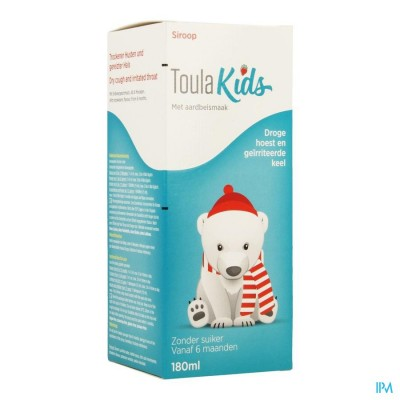 TOULAKIDS SIROOP 180ML