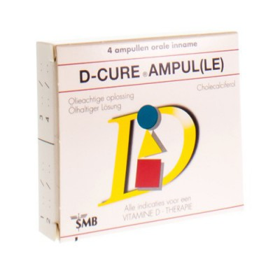 D CURE AMP PER OS 4