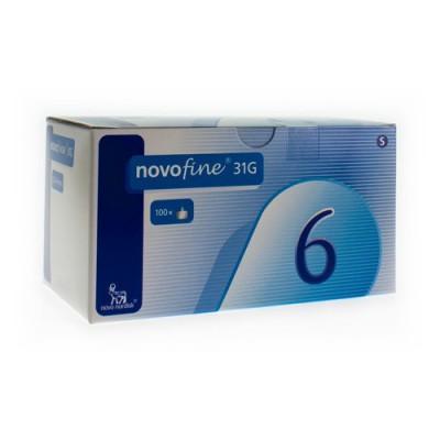 NOVOFINE AIG STER 6MM/31G 100 PC