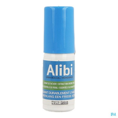 Alibi Spray Buccal 15ml