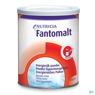 Fantomalt Pdr Instant 400g