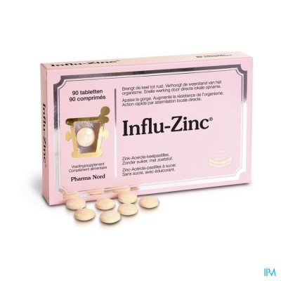 Influ-zinc Comp 90