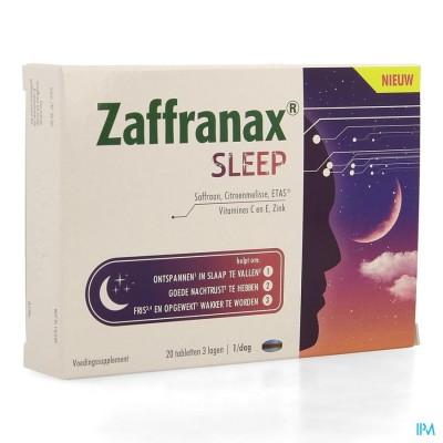 Zaffranax Sleep Caps 20