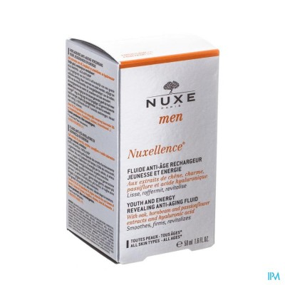Nuxe Men Nuxellence Fl A/age Jeunesse Energie 50ml