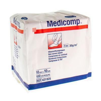 MEDICOMP CP N/ST 4PL 10X 10CM 100 4218252