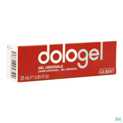 Dologel Baume Gingival Tube 25ml