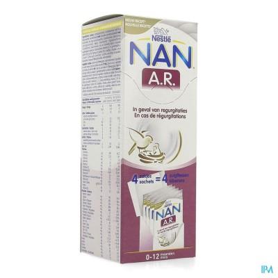 Nan Ar 0-12m Melkpoeder Nf 4x26,2g
