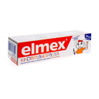 ELMEX DENTIFRICE ENFANT 50ML NF