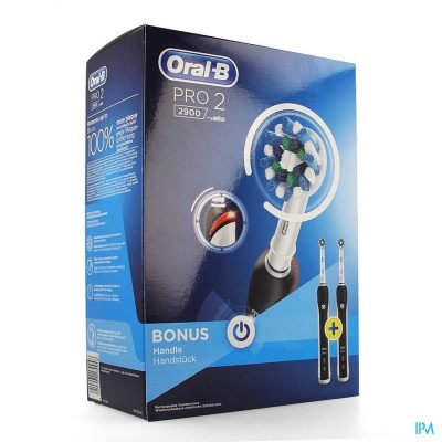 Oral-b Pro Duo Pack 2900