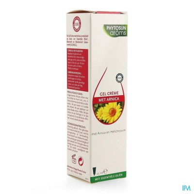 Phytosun Gel Cr Arnica 25ml