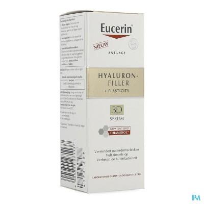 EUCERIN HYALURON FILLER+ELASTICITY 3D SERUM 30ML