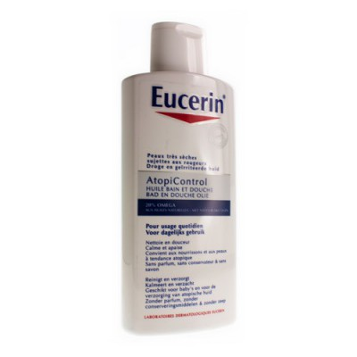 EUCERIN ATOPICONTROL HUILE BAIN & DOUCHE 400ML