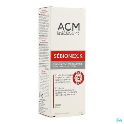 Sebionex K Creme Tube 40ml