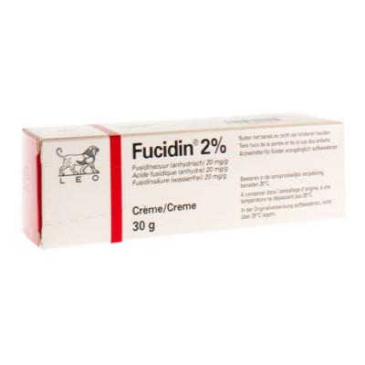 FUCIDIN CREME 2 % 30 GR
