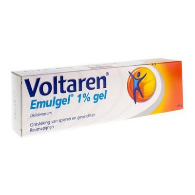 VOLTAREN EMULGEL 1 % GEL 60 G