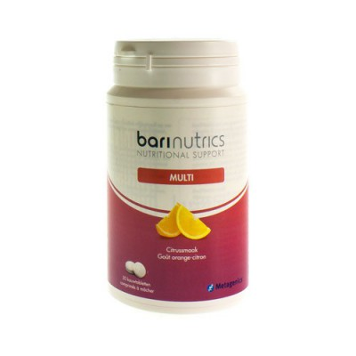 BARINUTRICS MULTI CITRON-ORANGE COMP CROQ 30