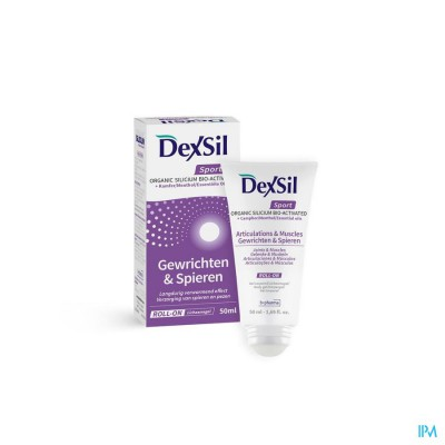 DEXSIL SPORT & MUSCLES GEL 50ML