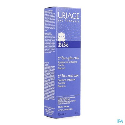 Uriage Bb Soin Peri-oral Creme Tube 30ml