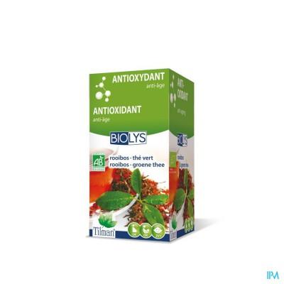 Biolys Rooibos-the Vert Tea-bags 20