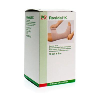 ROSIDAL K BANDE ELAST 10CMX5M 22202