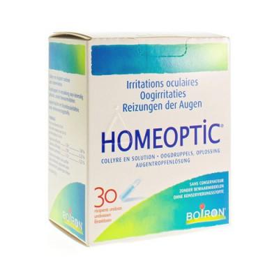 HOMEOPTIC UNIDOSES 30 X 0,4ML BOIRON