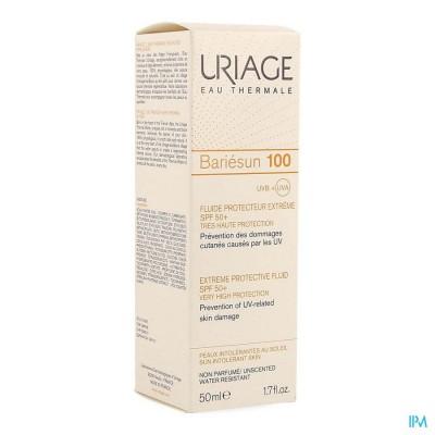 Uriage Bariesun Fluide 100 Protect.ext. Ip50+ 50ml