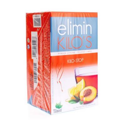 ELIMIN KILO'S TEA BAGS 20