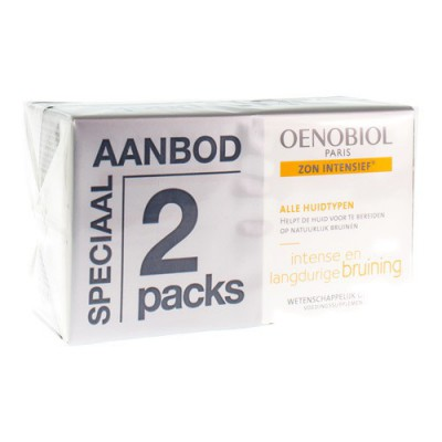 OENOBIOL SOL INTENSIF NF CAPS 60
