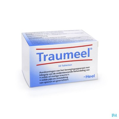 HEEL TRAUMEEL  50 TABL