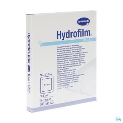 Hydrofilm Plus 9x10cm 5 P/s