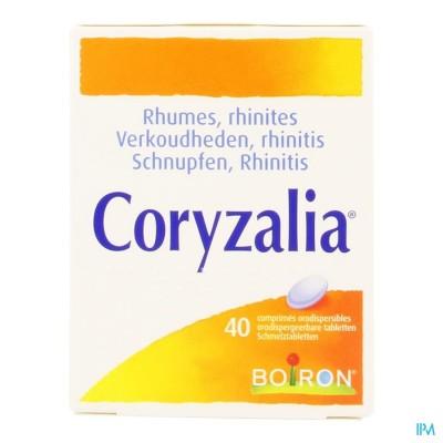 Coryzalia Comp Orodisp 40 Boiron