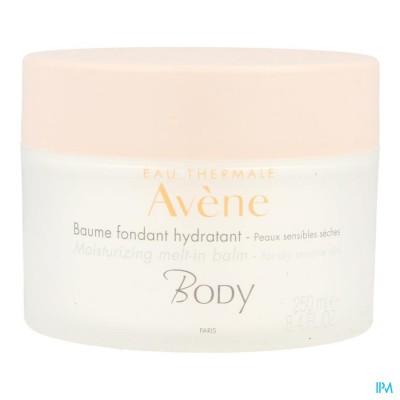Avene Body Balsem Fondant Hydraterend 250ml