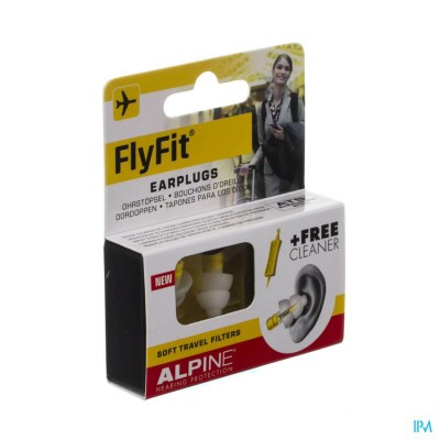 Alpine Fly Fit Bouchon Oreille New 1p