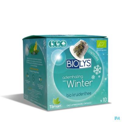 BIOLYS HIVER CAPS 10