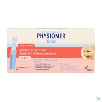 Physiomer Unidose 30 X 5ml