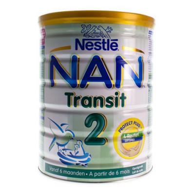 NAN TRANSIT 2 POEDERMELK 2LFTD 800G