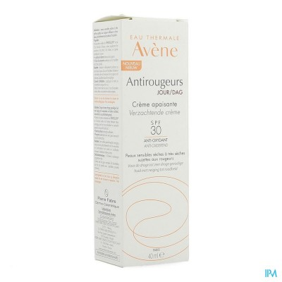 Avene Antirougeurs Jour Creme 40ml