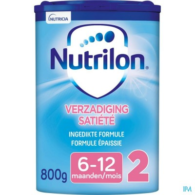 NUTRILON SATIETE SATISFA+ 2 EASYPACK PDR 800G