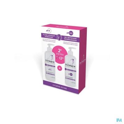 Femilyane Wh Ph8 200ml+wh Ph5.5 200ml Promo Pack