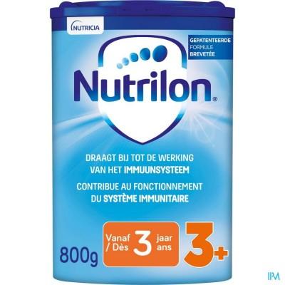 Nutrilon 3+ poudre 800g Lait De Croissance